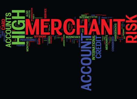 BEST MERCHANT SERVICES Text Background Word Cloud Concept