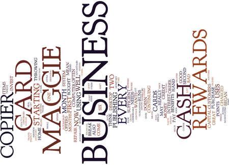 EVERY BUSINESS NEEDS REWARDS Text Background Word Cloud Concept Çizim