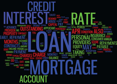 FINANCIAL TERMINOLOGY JARGON BUSTER A E Text Background Word Cloud Concept