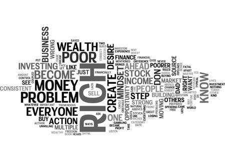 FINANCIAL FREEDOM IS EVERYONE S DREAM Text Background Word Cloud Concept