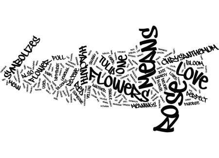 花キンレンカ テキスト背景を食べることができる単語雲の概念  イラスト・ベクター素材
