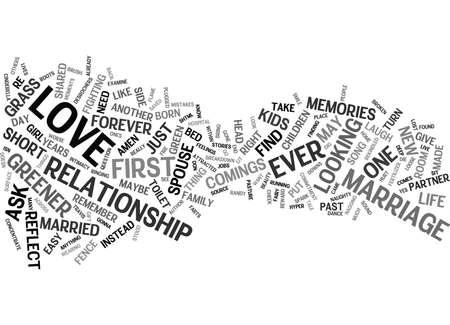 VOOR ALTIJD EN OOIT AMEN Tekstachtergrond Word Cloud Concept