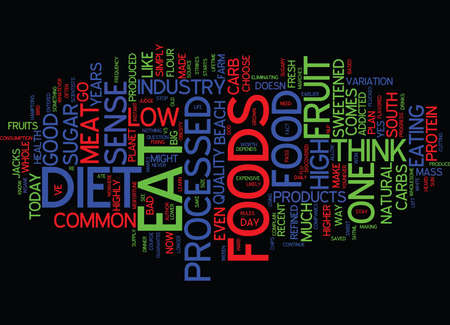 GOOD FOOD BAD FOOD WHAT S LEFT TO EAT Text Background Word Cloud Concept Illusztráció