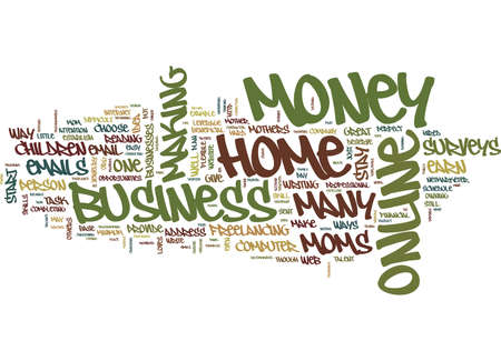 agrees: FOR STAY AT HOME MOMS Text Background Word Cloud Concept