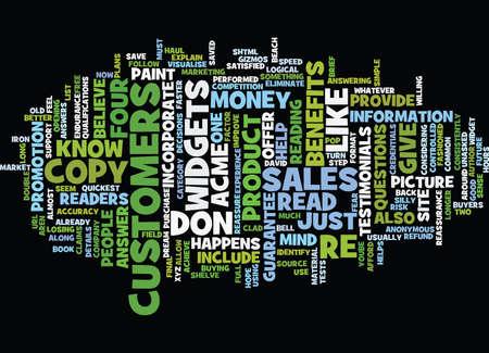 xyz: FOUR SIMPLE STEPS TO IMPROVE YOUR SALES COPY Text Background Word Cloud Concept