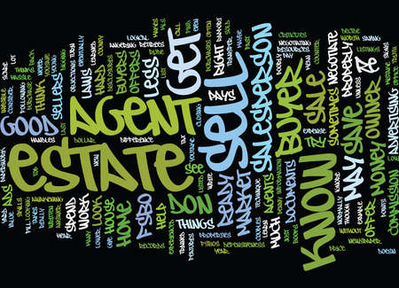 listings: FOR SALE BY OWNER IS A MISTAKE Text Background Word Cloud Concept