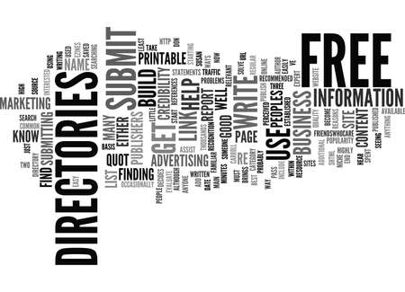 FREE ARTICLES A RESOURCE TO BUILD YOUR BUSINESS Text Background Word Cloud Concept