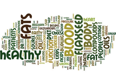FLAXSEED ESSENTIALS Text Background Word Cloud Concept