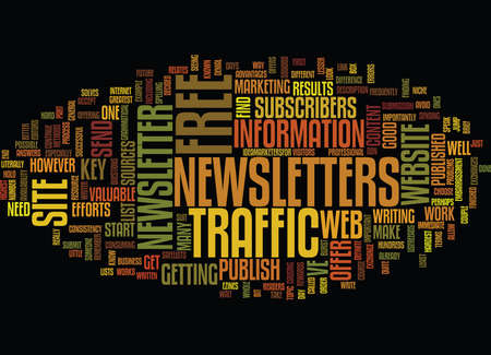 FREE WEB SITE TRAFFIC SOURCES Text Background Word Cloud Concept