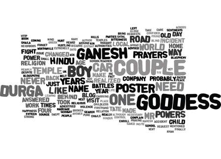 GODS DON T NEED US WE NEED THEM Text Background Word Cloud Concept