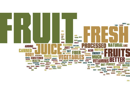 FRUIT FOR FITNESS TIPS Text Background Word Cloud Concept Çizim