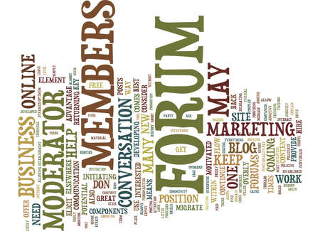 FORUMS THE ESTABLISHMENT CAUSE Text Background Word Cloud Concept Çizim