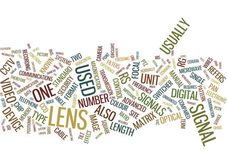 GLOSSARY OF TERMS M R CCTV Text Background Word Cloud Concept