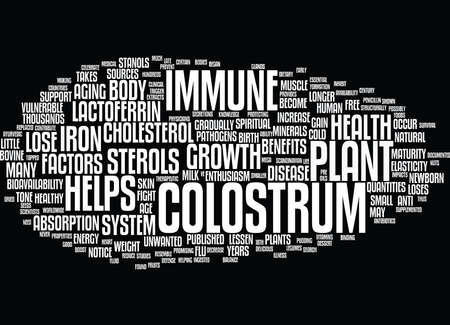 GIVE YOUR IMMUNE SYSTEM A BOOST Text Background Word Cloud Concept