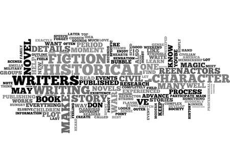 FROM THE BATTLEFIELD TO THE BOOKSTORE Text Background Word Cloud Concept