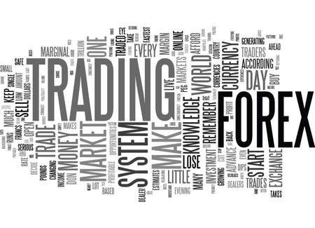 forget: FOREX A SNAPPY WAY TO MAKE SERIOUS BUCKS Text Background Word Cloud Concept