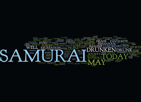 FOR GOODNESS SAKE ARE YOU DRUNK Text Background Word Cloud Concept Ilustração