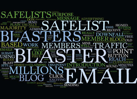 FREE BLASTERS BLOG BLASTER TRAFFIC BLASTERS REVIEWED Text Background Word Cloud Concept