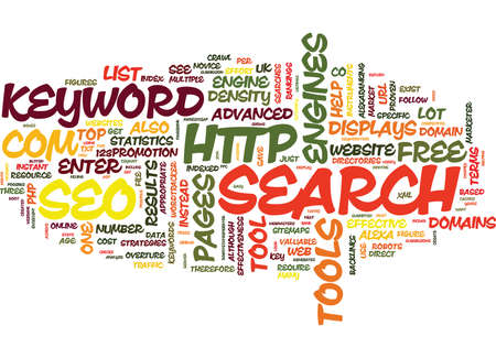 FREE SEO TOOLS YOU MUST USE Text Background Word Cloud Concept