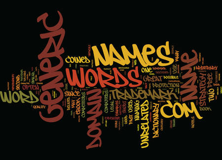 FREE EBOOK BUSINESS DOMAIN NAMES Text Background Word Cloud Concept