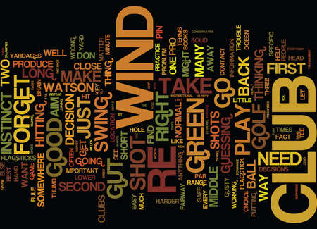 GO WITH YOUR GUT Text Background Word Cloud Concept
