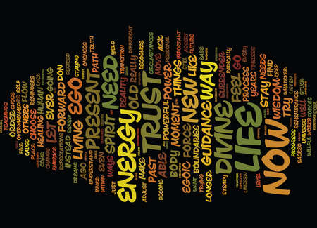 FOUR STEPS TO EASE YOUR WAY THROUGH CHANGE Text Background Word Cloud Concept