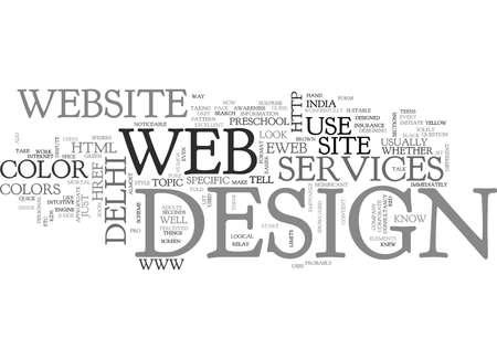Vorm LOGISCHE WEG IN WEBSITE Tekst Achtergrond Word Cloud Concept Stock Illustratie