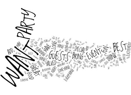 LEARN WHAT IT TAKES TO BE A SUCCESSFUL EVENT PLANNER Text Background Word Cloud Concept Illustration