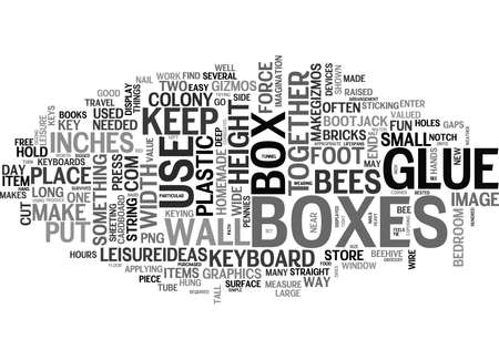 IT S FUN TO MAKE USEFUL HOMEMADE GIZMOS Text Background Word Cloud Concept