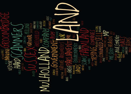 Text Background Word Cloud Concept Çizim