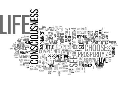 IT S NOT WHAT HAPPENS IN LIFE THAT COUNTS IT S HOW YOU RESPOND TO IT Text Background Word Cloud Concept