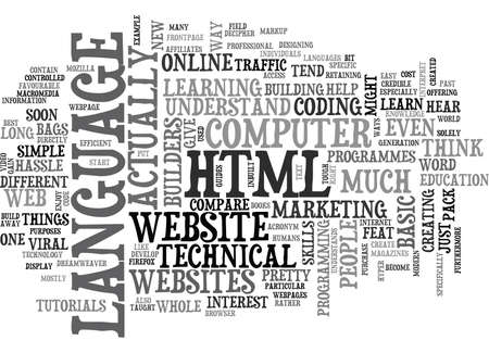 IT CAN BE EASY TO DEVELOP YOUR OWN WEBSITE Text Background Word Cloud Concept