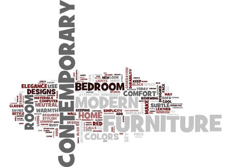 GREAT TIPS TO DECORATE YOUR MODERN HOME Text Background Word Cloud Concept