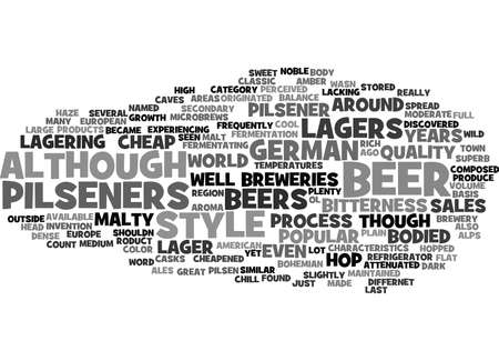 LAGERS Text Background Word Cloud Concept