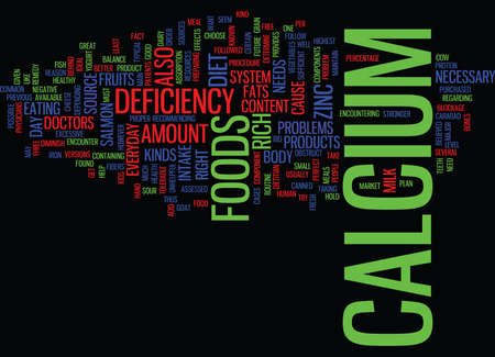 GREAT FOOD WITH HIGHEST CALCIUM CONTENT Text Background Word Cloud Concept Illustration