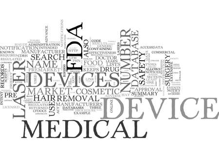 IS YOUR DOCTOR S HAIR REMOVAL LASER SAFE Text Background Word Cloud Concept