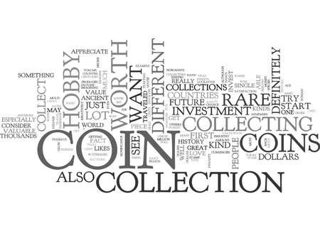 IS DEZE HOBBY HET JUISTE VOOR U Tekstachtergrond Word Cloud Concept Stock Illustratie