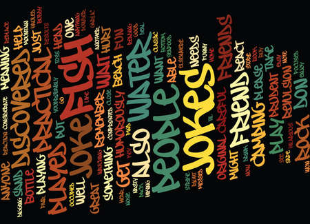 discovered: GREAT PRACTICAL JOKES TO PLAY ON YOUR FRIENDS Text Background Word Cloud Concept Illustration