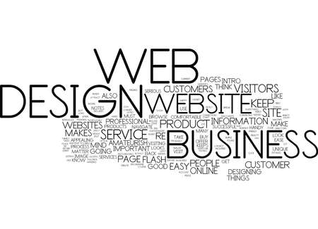 KNOW THIS BEFORE YOU START A BUSINESS WEB DESIGN Text Background Word Cloud Concept