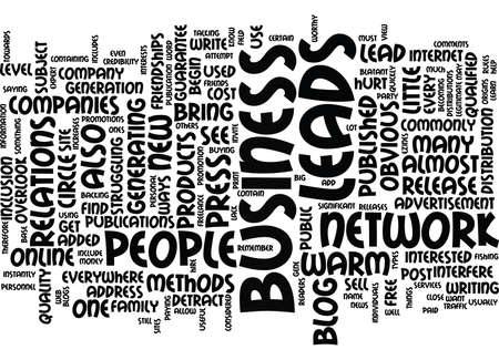LEARN TO GENERATE LEADS FOR FREE Text Background Word Cloud Concept