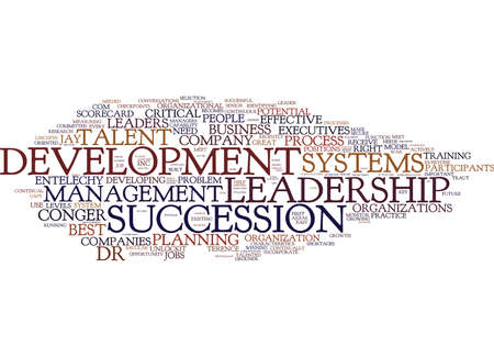 reader: LEADERSHIP DEVELOPMENT SECURE THE FUTURE Text Background Word Cloud Concept Illustration