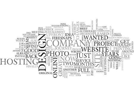 IT S BEEN A TOUGH BUT WORTHWHILE JOURNEY Text Background Word Cloud Concept