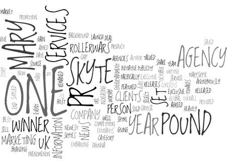 IT S SOLD FOR ONE POUND Text Background Word Cloud Concept