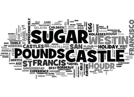 IT S NO SUGAR SHACK Text Background Word Cloud Concept