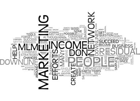 IS RESIDUAL INCOME FOR EVERYONE Text Background Word Cloud Concept