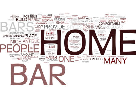 YOU DON T HAVE TO BE A WINO TO DECORATE YOUR HOME Text Background Word Cloud Concept
