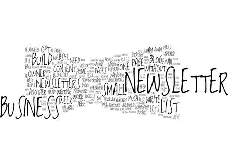 THE LAZY WAY TO BUILD AN OPTLIST Text Background Word Cloud Concept