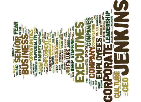 THE KILLER IN CORPORATE AMERICA BAD LEADERSHIP Text Background Word Cloud Concept