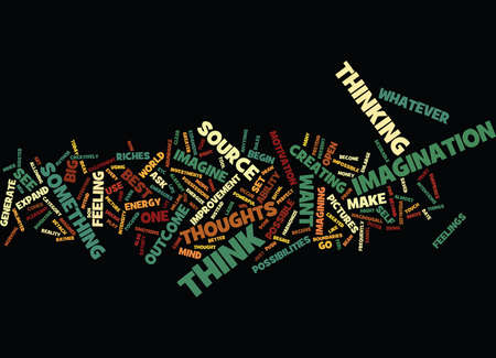 YOU ARE THE SOURCE OF YOUR RICHES Text Background Word Cloud Concept