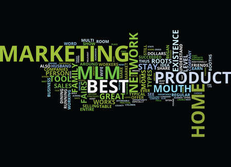 THE MOUTH THE MARKET S BEST FRIEND Text Background Word Cloud Concept